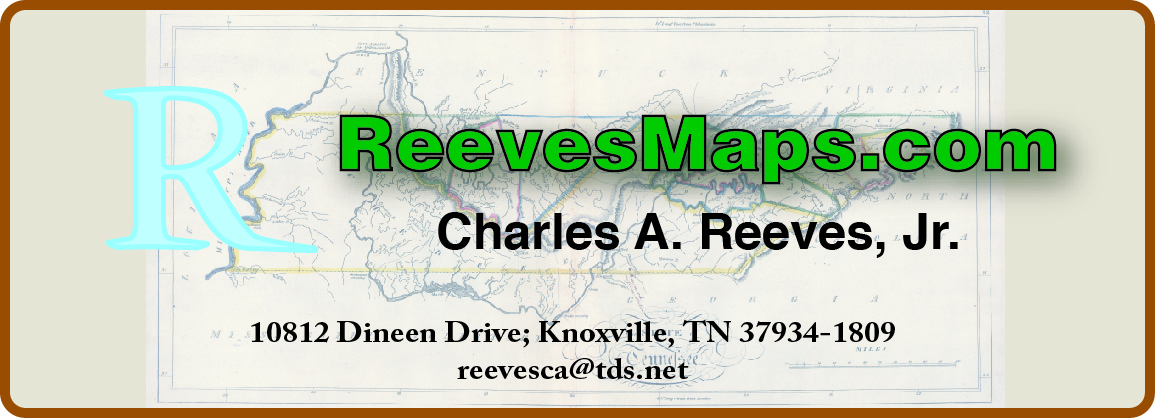 Charles A. Reeves, Jr. Home Page on louisville ky map, greeneville tn map, baton rouge la map, richmond va map, alabama tn map, athens ga map, gainesboro tn map, coalfield tn map, west tn river map, knoxville tennessee, great smoky mountains tn map, tallahassee fl map, mt carmel tn map, university of memphis tn map, raleigh nc map, smith co tn map, nashville tennessee usa map, jackson tn map, tn county map, abingdon tn map,