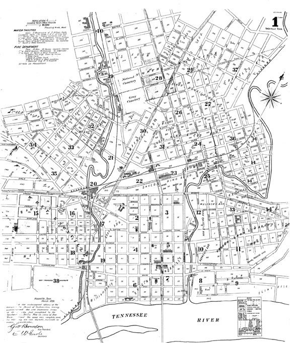 Knoxvivlle, TN Catalog - Charles A. Reeves, Jr. on knoxville iowa city map, knoxville courthouse, knoxville tennessee on map, knoxville railroad map, knoxville old city map, knoxville md map, knoxville sites, knox tn map, knoxville old city historic district, knoxville zip code map, knoxville road map, west knoxville tn map, knoxville suburbs, knoxville area map, knoxville lakes, knoxville ia map, knoxville smokies, johns creek ga zip code map, west town mall knoxville map,